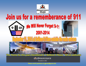 911 Event 9-11-2014