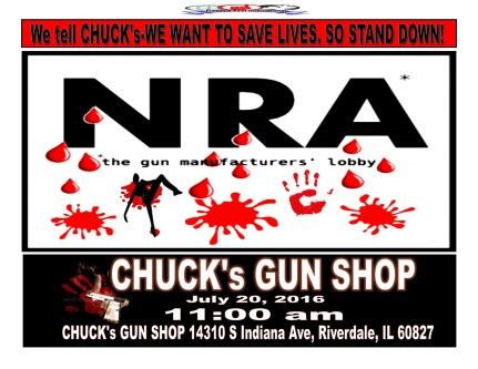 Chuck's Event