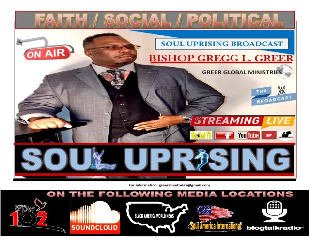 SOUL UPRISING RADIO STATION PROMO